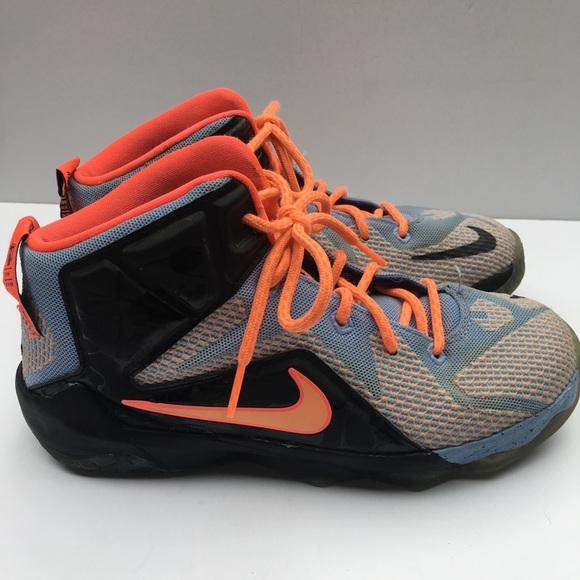 308437dd9439 ... hot nike lebron 12 youth basketball shoes 49dd6 0b646